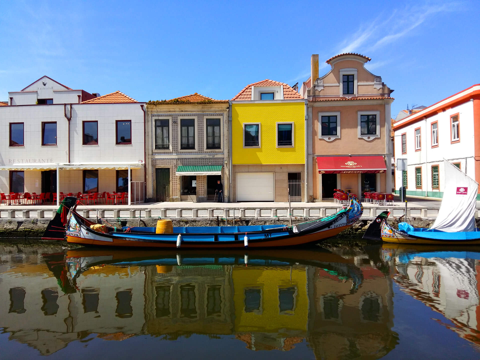 Aveiro sweet houses